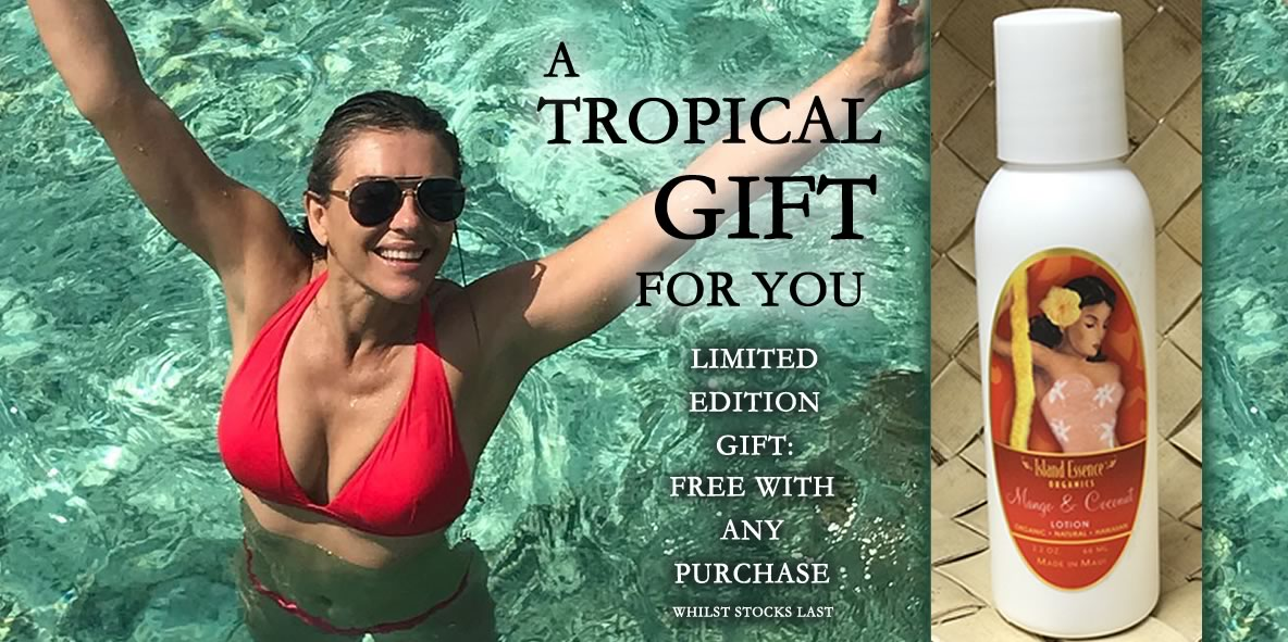 A Tropical gift for you
