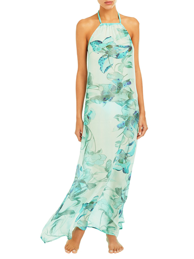 Lily Flower Maxi