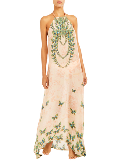 Peacock Butterfly Maxi