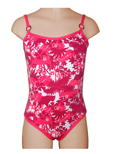 Pink Jungle One Piece