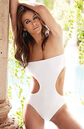 Elizabeth Hurley Beach Swimwear Beachwear And Accessories