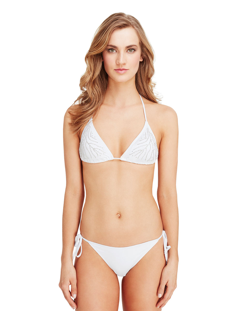 Find the latest and trendy styles of white bikini - white bikini top and bottoms at ZAFUL. We are pleased you with the latest fashion trends white bikinis. Good quality and unconditional refund.
