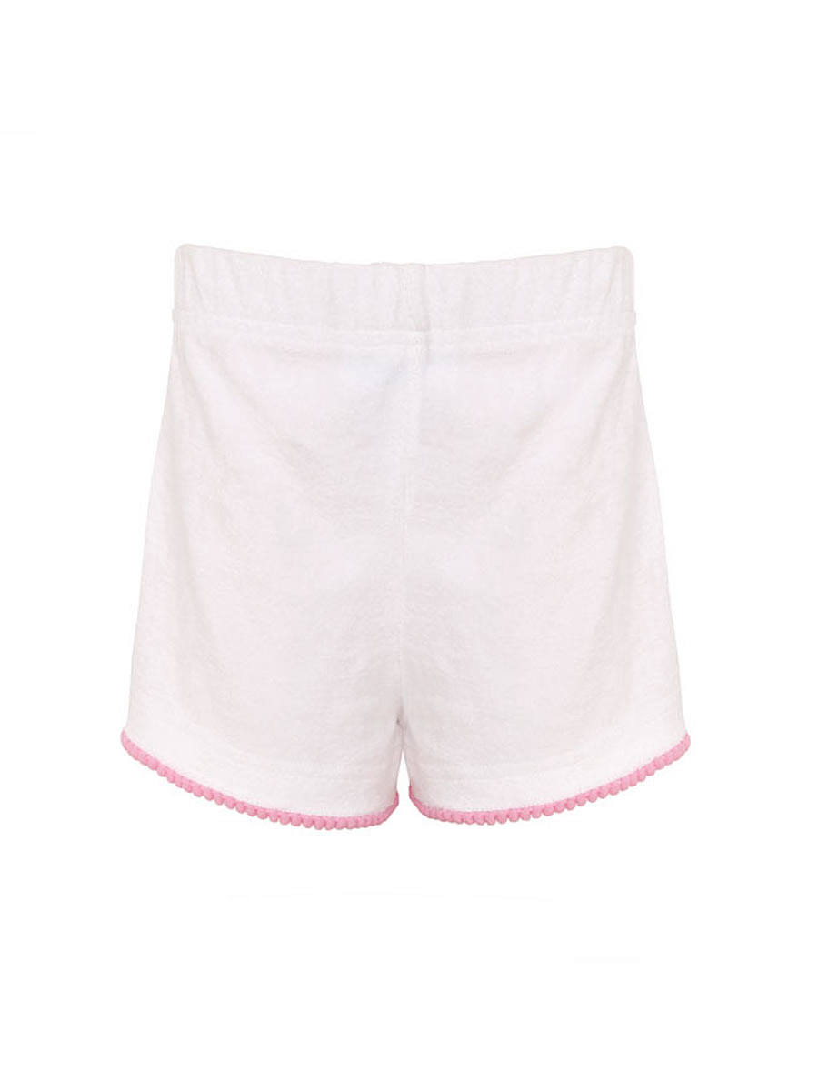 Pink Safari Shorts