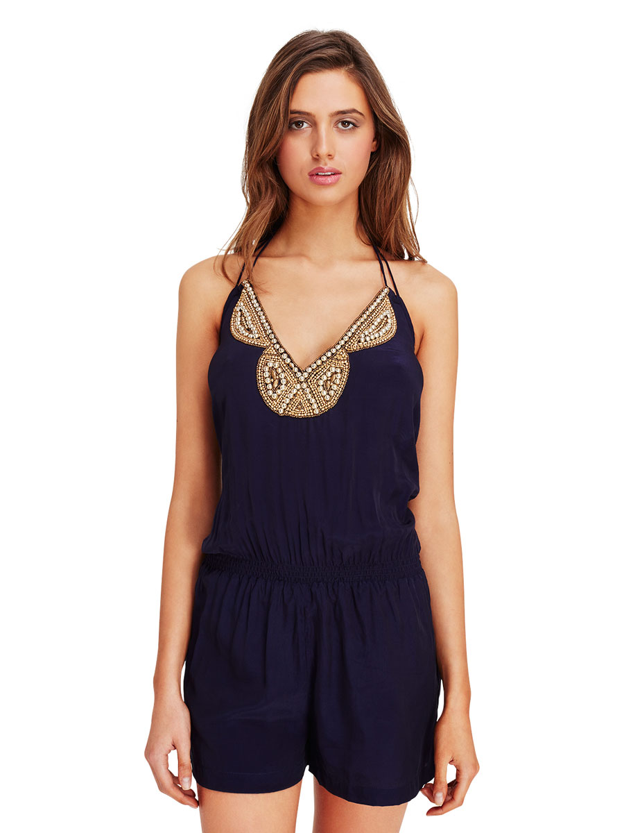Exotic Playsuit